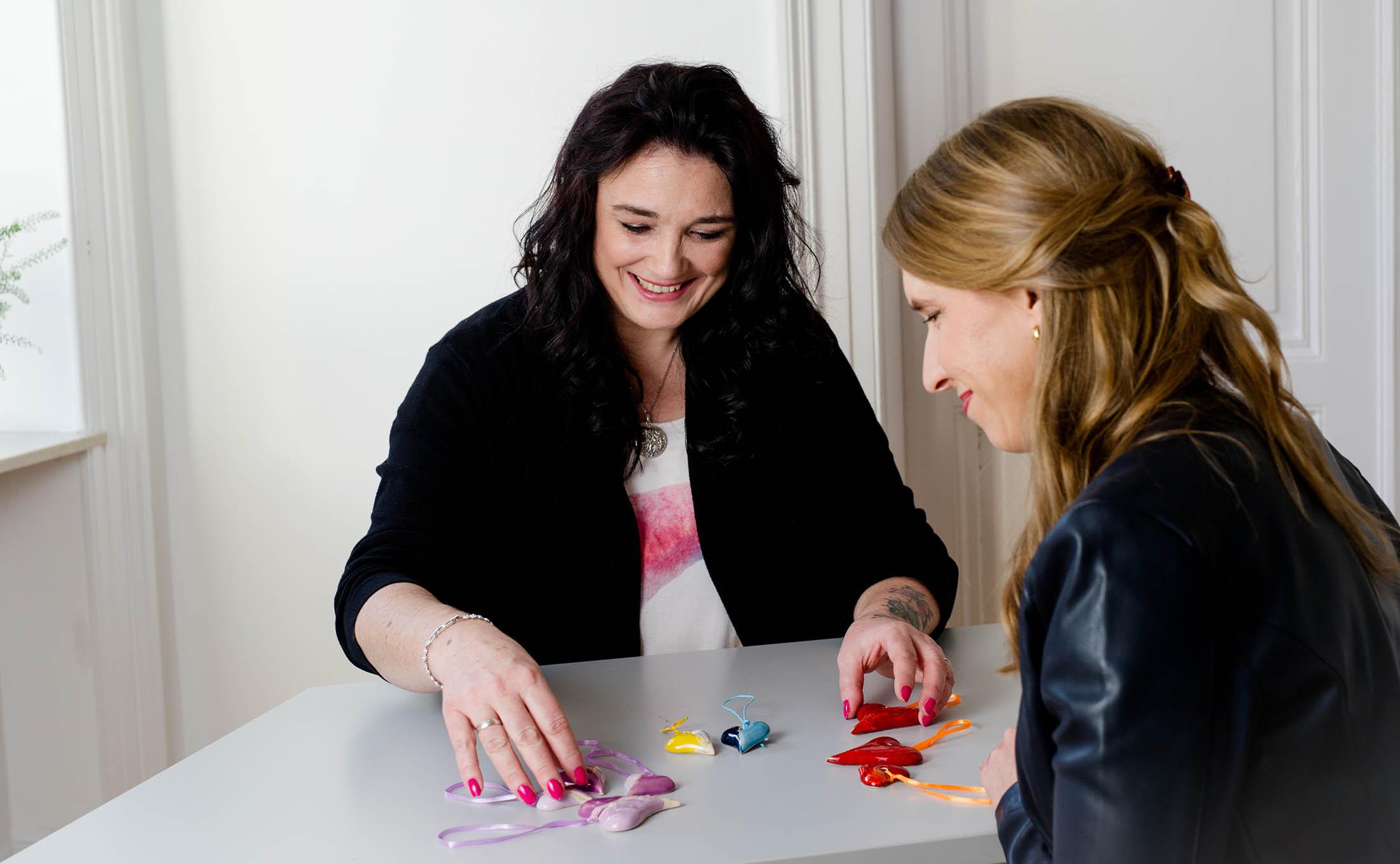 Coaching Gespräche mit Kunden Sprechstunde mit Patchworkfamilien