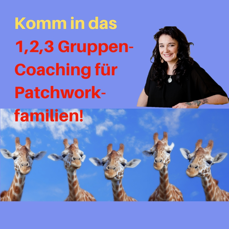 Gruppencoaching Patchworkfamilie