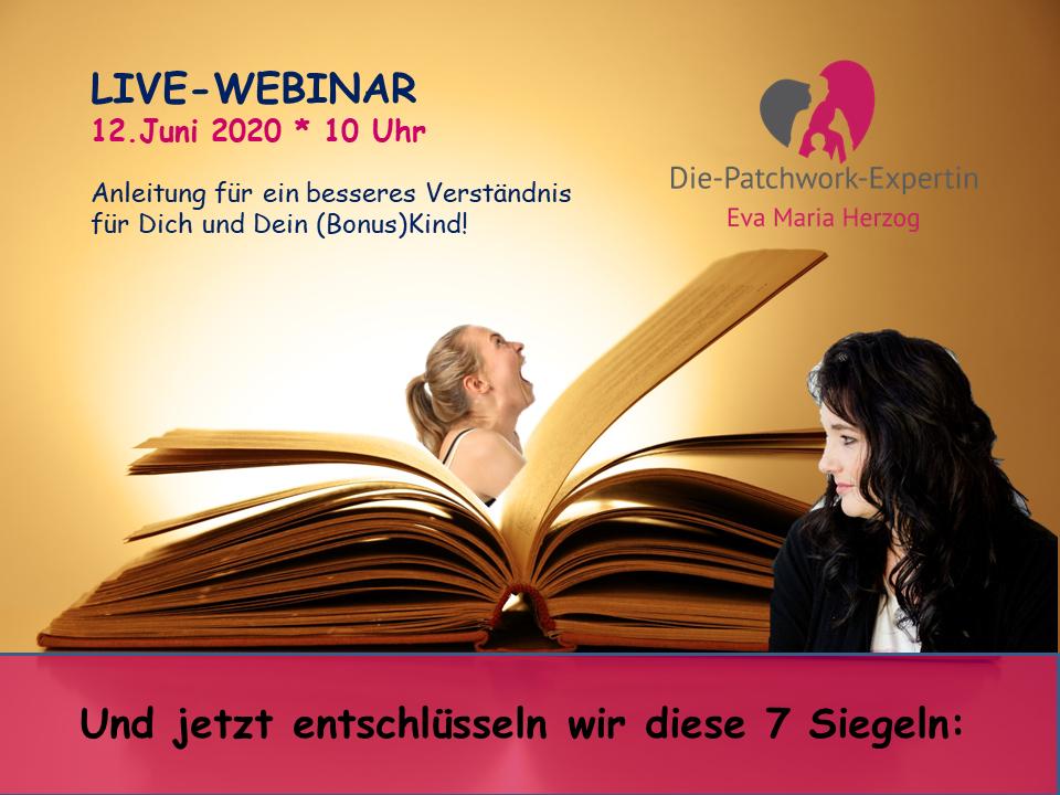 Webinar Buch mit 7 Siegeln-Bild 12.6.2020