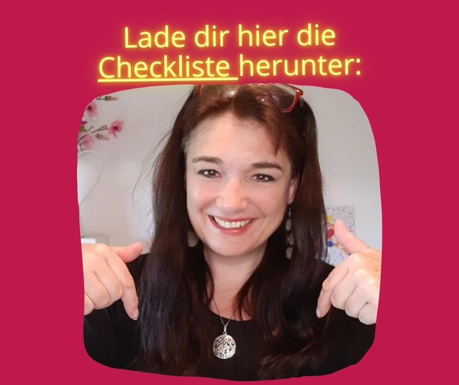 Checkliste Bonusmama Herunterladen